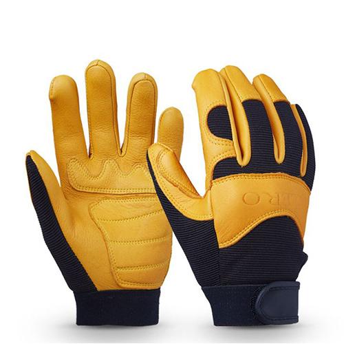 Deer Leather Durable glove(015)