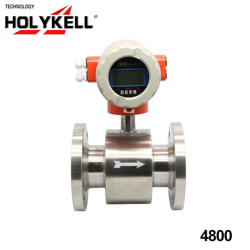 Electromagnetic Flowmeter Supplier in China Magnetic Flow Meter