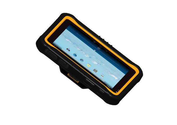 7 inch Android 3G NFC barcode fingerprint reader tablet PC