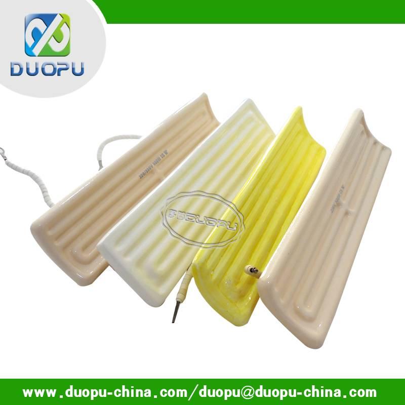 Intaglio Rectangle Infrared Ceramic Panel Heater