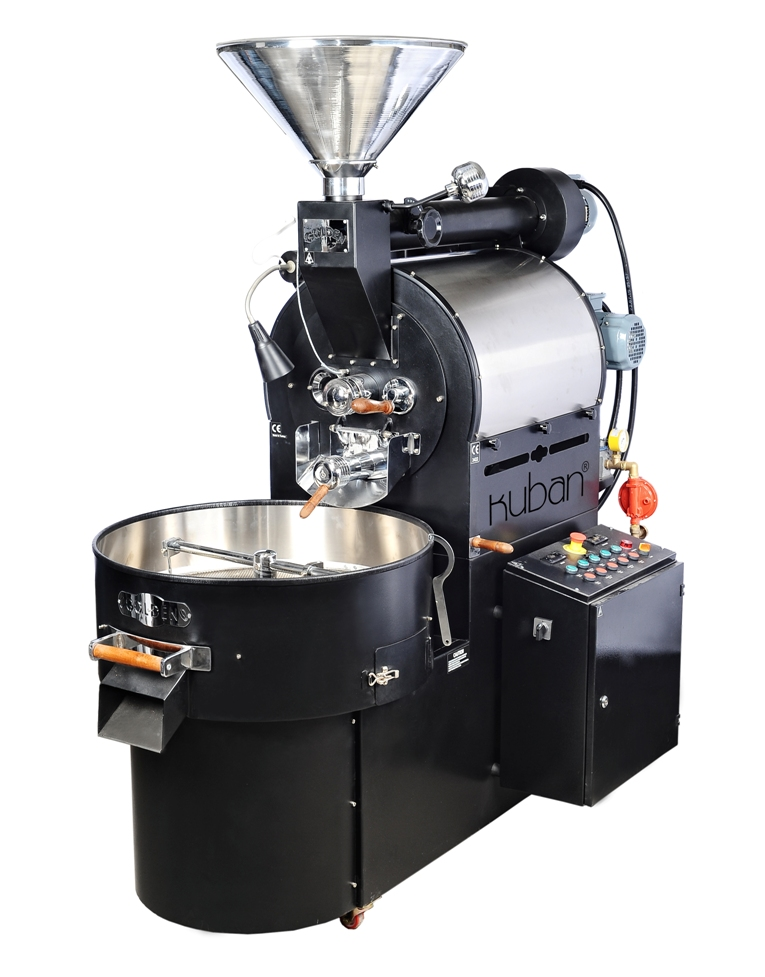 KBN1000M-15 15 KG COFFEE ROASTER
