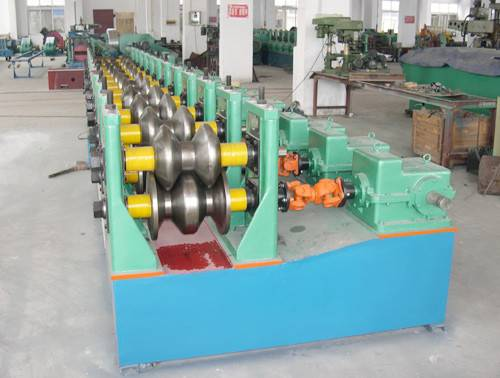 Guard Railway Forming Machine