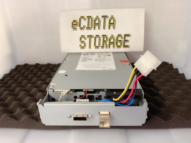 TANDBERG DATA 7222 HP LTO-5 Ultrium SAS HH Loader Tape Drive 1019412 AQ284D#350 AQ284-20350 FOR T24