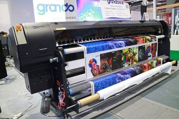 Sublimation Printer(GD-CR3200-TX2)