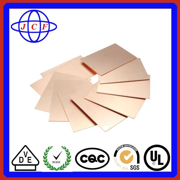PCB Copper Clad Aluminum Sheet