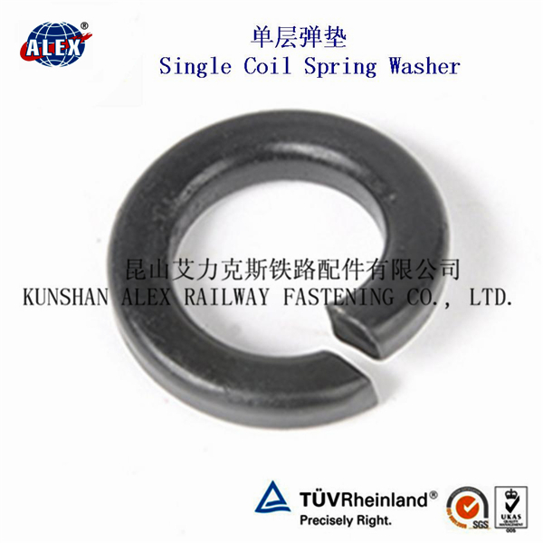 Single Coil Spring Washer/ Spring Washer/ Single Coil Washer/ Single spring Washer
