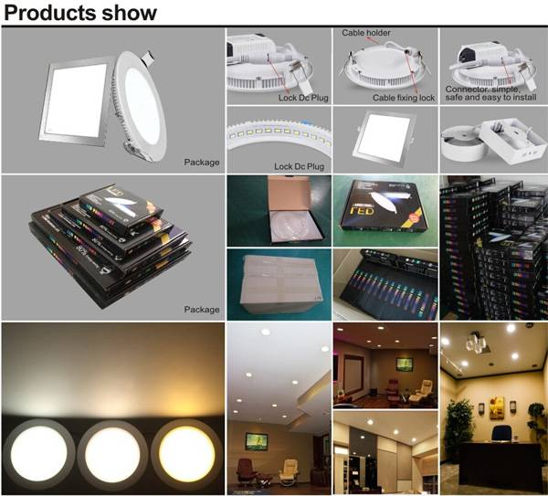 High brightness 18w/30w/40w/60w led panel lighting 300*600mm with long life span of 50000 hours