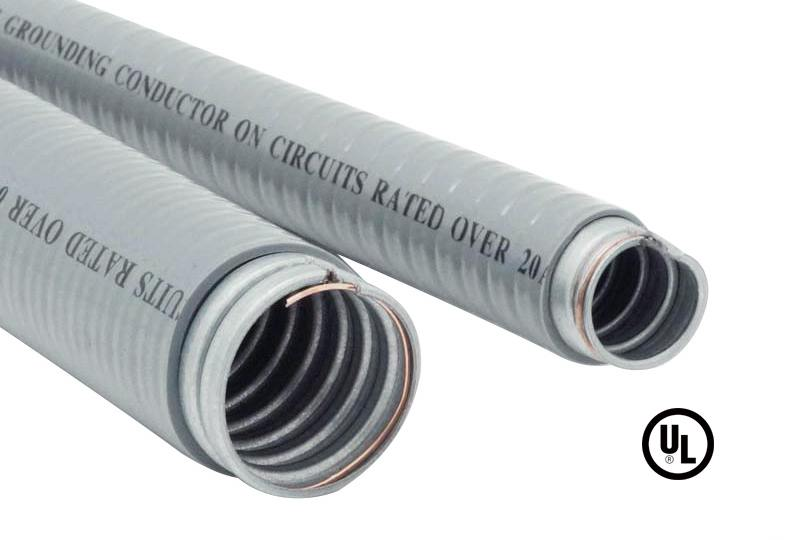 Liquid Tight Flexible Metal Conduit (UL Listed)