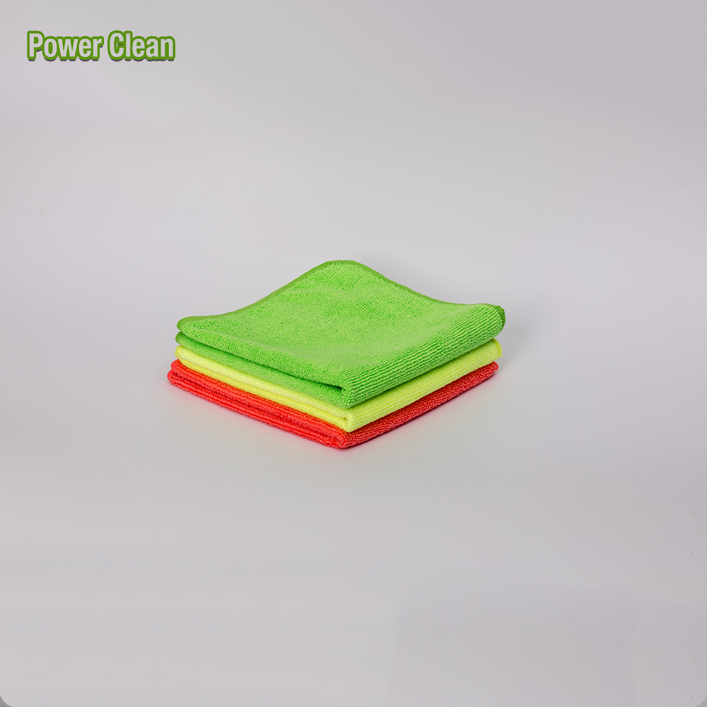 Customized Wholesale Widely Used Dry Cleaning Wipe Terry Cloth Microfiber Towel