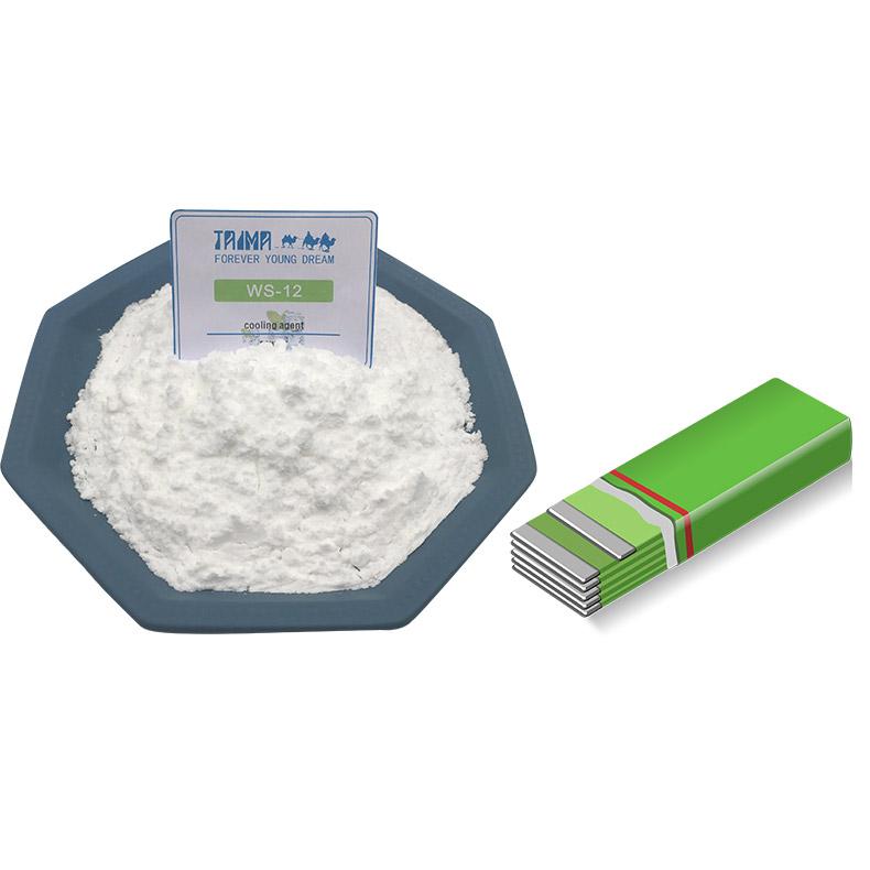 Koolada WS-23 enhancer cooling agent no menthol or mint taste used for Doublemint North America