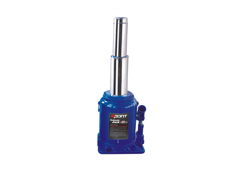 Hydraulic Bottle Jack With Double Ram (Hot Sell)