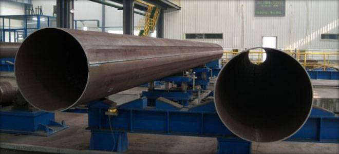 erw steel pipe from China