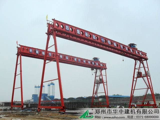 honeycomb girder gantry crane 20t