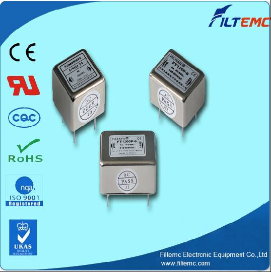 AC PCB filters/EMI filter