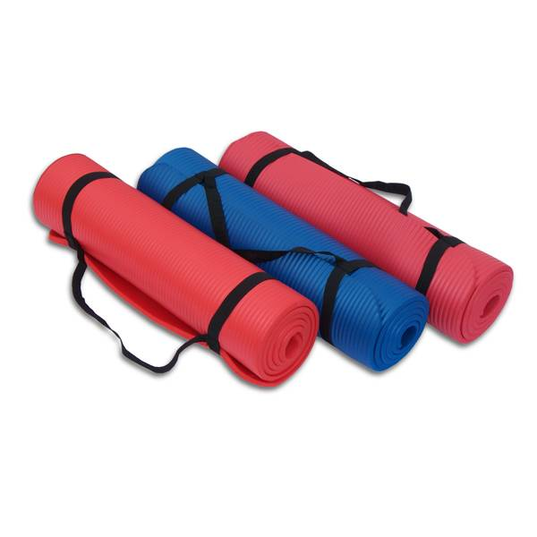 Soft Natural Rubber Yoga Mat