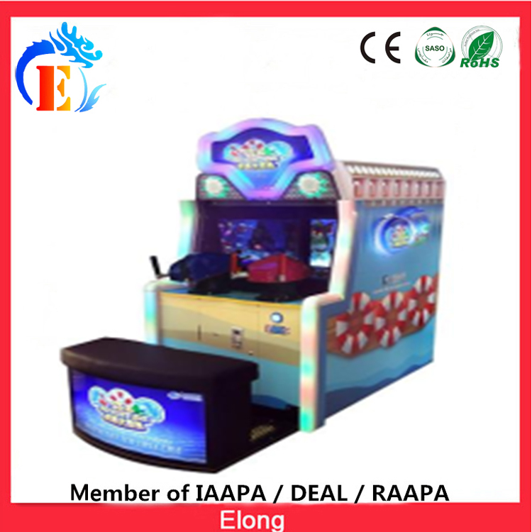 Elong high quality redemption machine, ticket redemption games, coin operated Arcade games