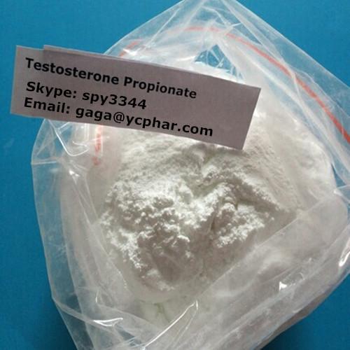 Test Prop; Testosterone Propionate; Test Propionate
