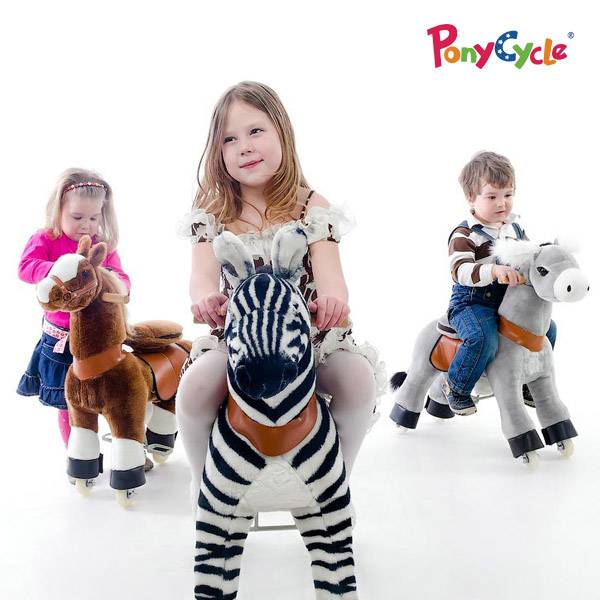 ponycycle walking pony toy