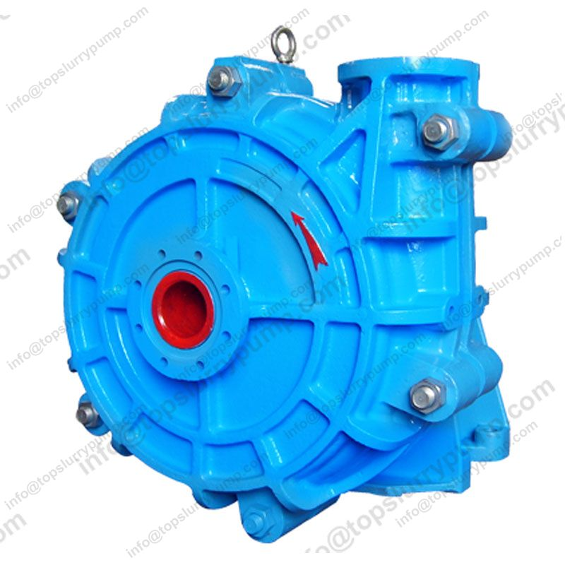 HDH High Head Slurry Pumps
