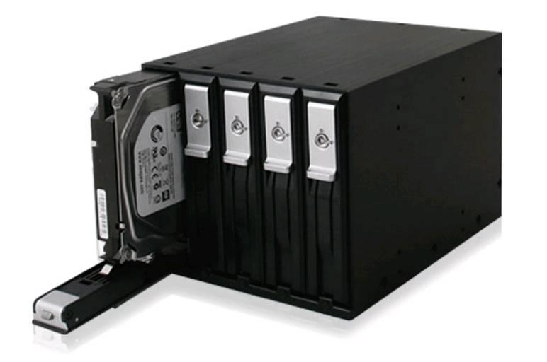 """MRA505 5x3.5"""" HDD Enclosure Tool-Free"""