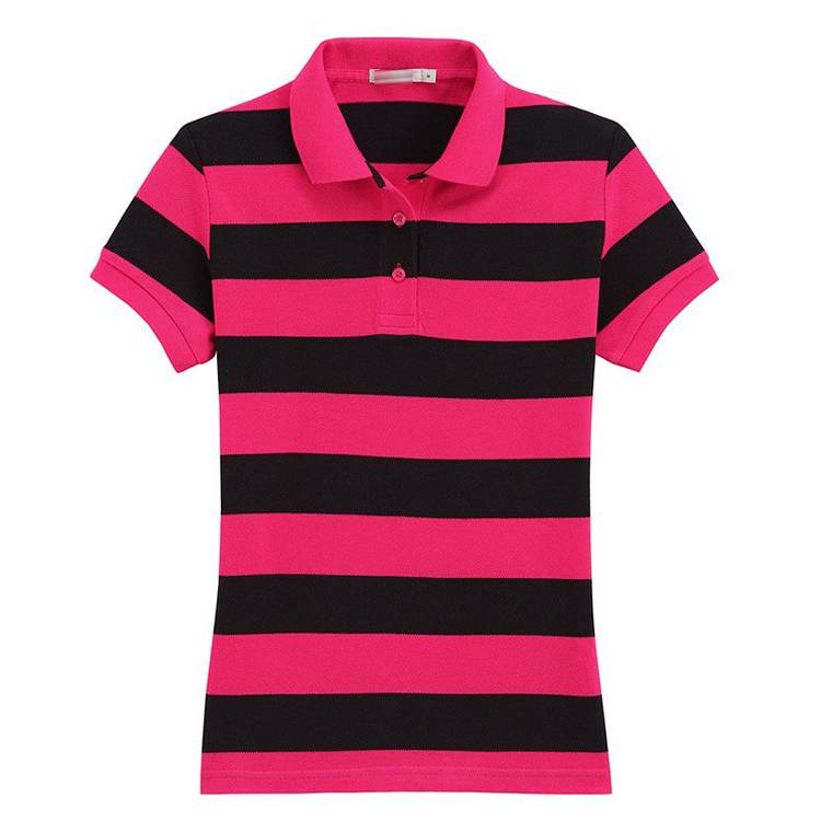 wholesale cheap price china manufacturer bulk women polo t shirt