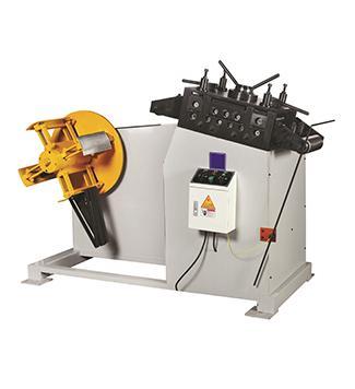 Decoiler Straightener 2 in 1 Machine