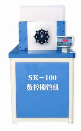 CNC Hose crimping machine of Model SK-100