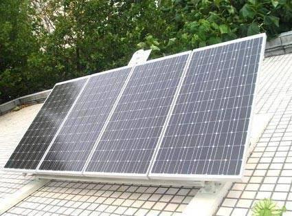 monocrystalline solar modules 180W/185W/190W