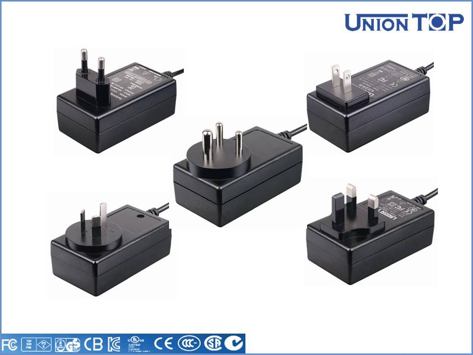 12V 2A ac adapter input 100-240v 24w power adapter