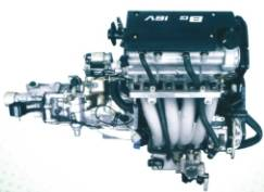BG10-05 Engine