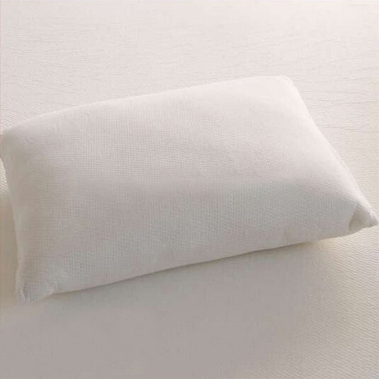 shredded memory foam bamboo anti snore neck pillow