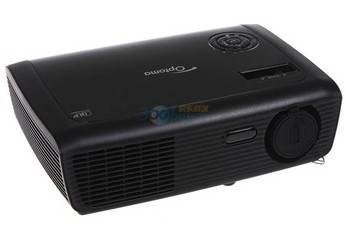 Optoma DT343 1High Definition DLP Business/Education Projector (black)