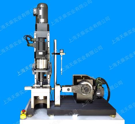 Screw Nut Tension Strength Testing Machine
