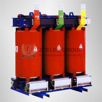 SC(B)H15-100~2500/10 Series of Amorphous Alloy Resin Casting Dry-type Transformer