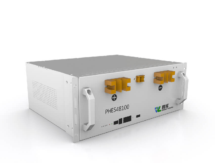 Standard Battery Modules for Base Station