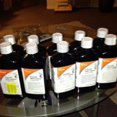 promethazine actavis cough syrup