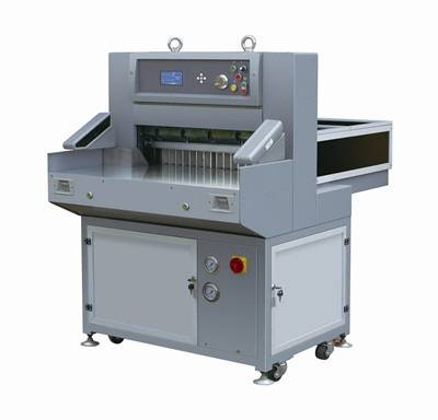 Hydraulic Paper Cutting Machine (QZYX660)
