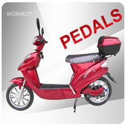 England electric scooter with pedals ---LS2