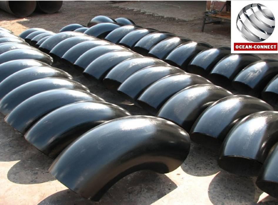 black steel pipe fittings