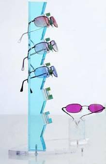 acrylic sunglasses eyeglass glasses display stand