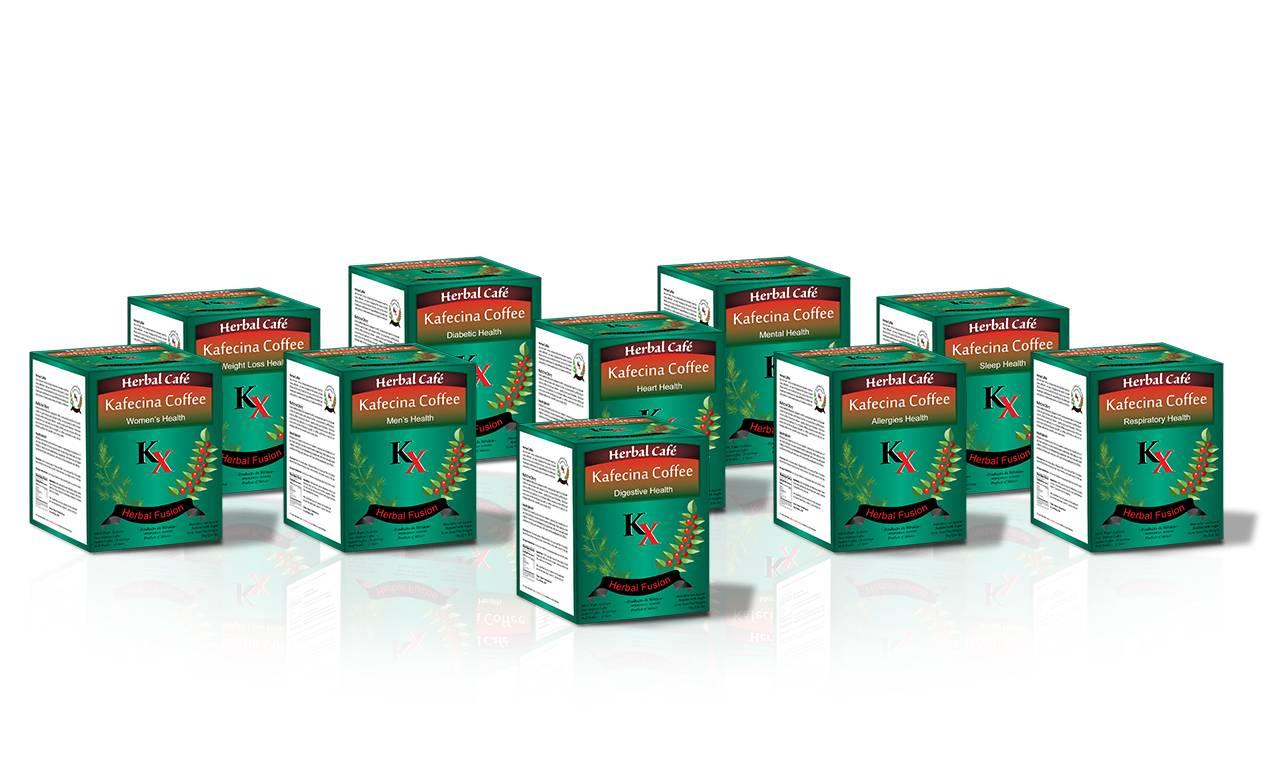 Kafecina / Herbal Blends