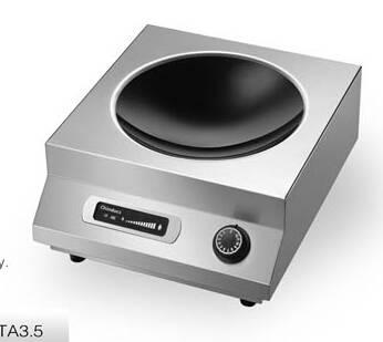 Chinducs Tabletop  Induction Wok TA3.5