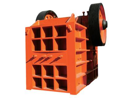 New and Advanced PE Series Jaw Crusher
