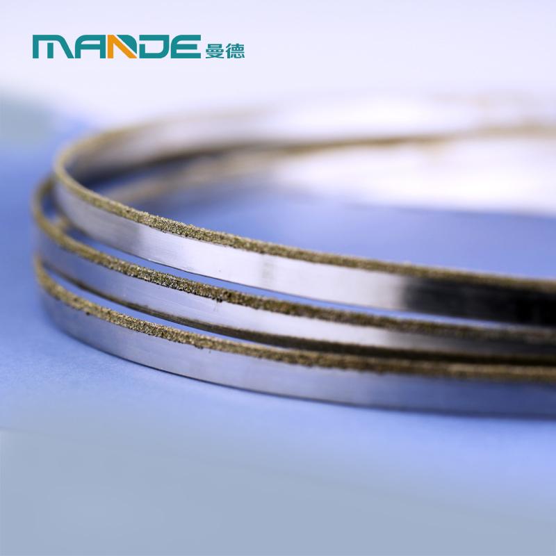 "MD5914(59.5""1/4"") diamond saw works glass cutting saw diamond saw blade fit SKIL 3386-01 9"" Band Sa"