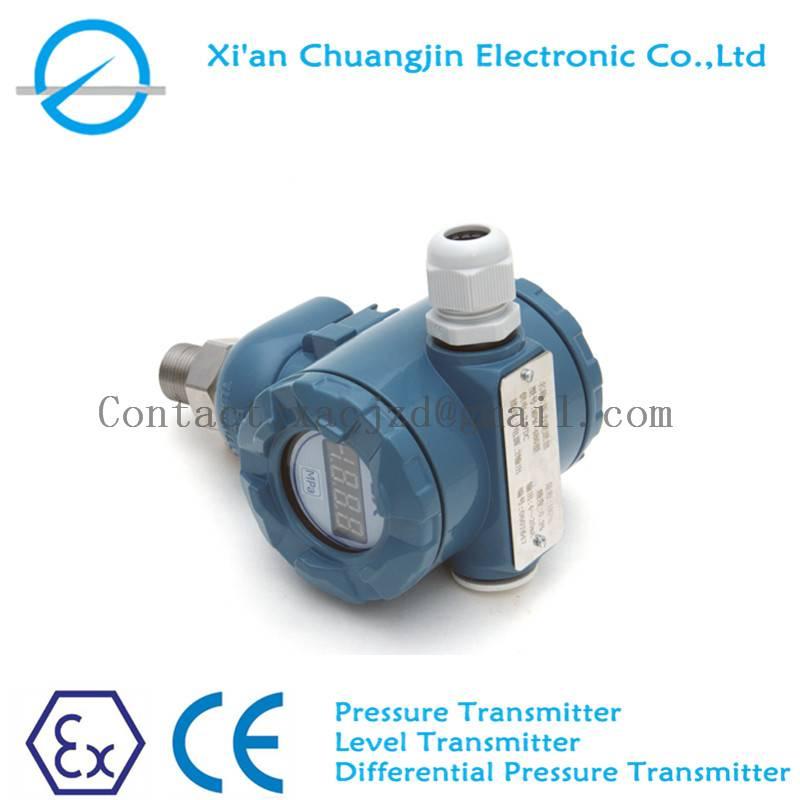 Digital pressure meter low price pressure transmitter with LED/LCD display