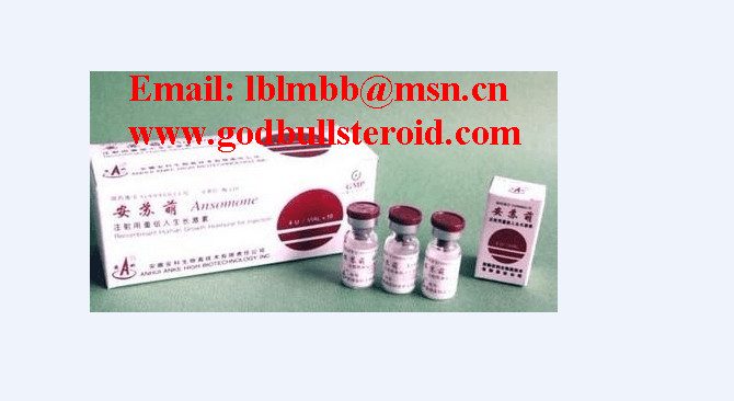 godbull Ansomone HGH muscle bodybuilding