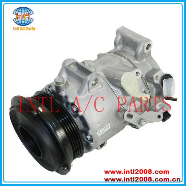 Denso 6SEU16C auto compressor for Toyota Camry 2.4L 2.5L 883100R014 8831006390 471-0631 471-1631 202
