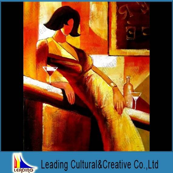 chinese women girl sex oil painting
