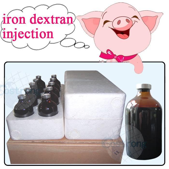 iron dextran injection 5% 10% 15% 20%