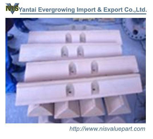 Swamp Track Shoes for Excavator and Bulldozer